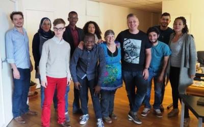 La formation référent numérique participe à la journée européenne de l'emploi sur twitter