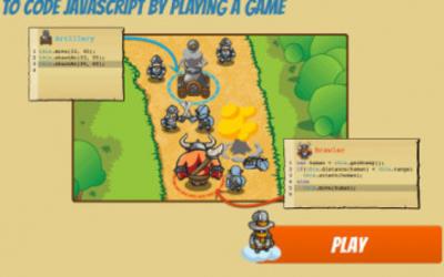 Code combat : apprendre javascript aux enfants