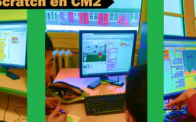 Scratch pour la classe en cm2
