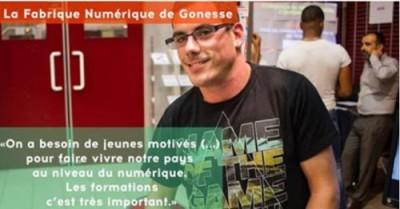 La Fabrique numérique de Gonesse oriente les jeunes décrocheurs vers le numérique