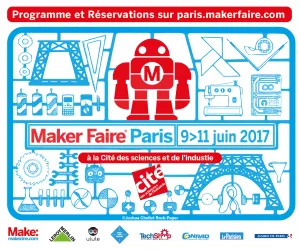 CO-DEV à la Maker Faire 2017