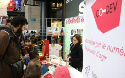Notre association était présente à la Maker Faire de Paris pour la quatrième année consécutive