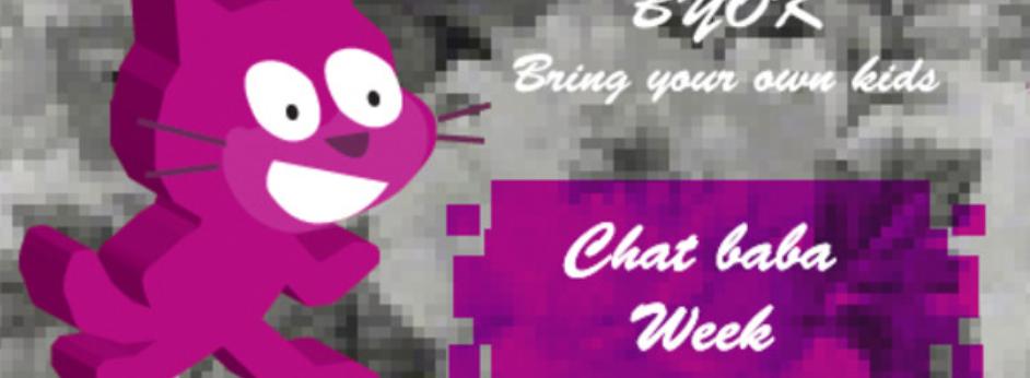 Atelier du 8 mars : journée byok (bring your own kid) gratuite à la #chabadabada week