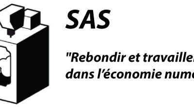 SAS «Rebondir et travailler dans l'économie numérique»