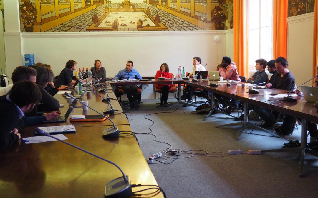 Table ronde :  «Makers ou l'apprentissage par le «faire» du code informatique à la transition écologique»